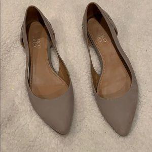 Franco Sarto leather dress shoes